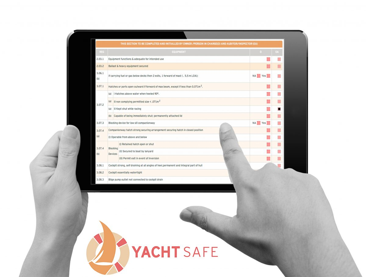 Yacht Safety Equipment
