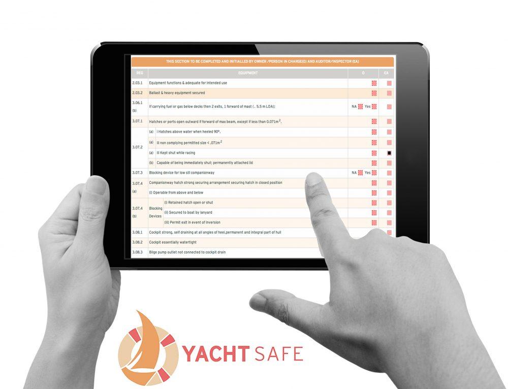 Yacht Safety Equipment Audit Scheme